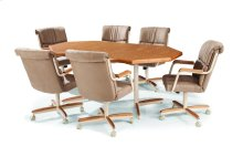Caster Upholstery Chair