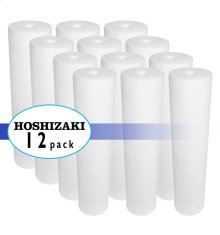 E-10 Prefilter Cartridges - 12 Pack