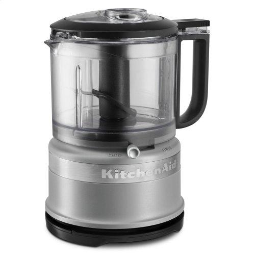 3.5 Cup Food Chopper - Matte Gray