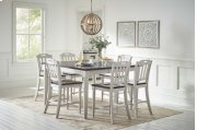 Orchard Park Counter Height Table With 4 Stools Product Image