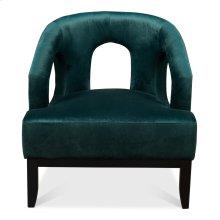 Luppy Chair, Green Velvet