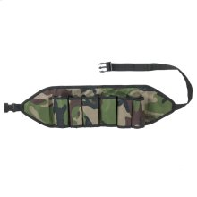 Camo Adjustable Six-Pack Belt