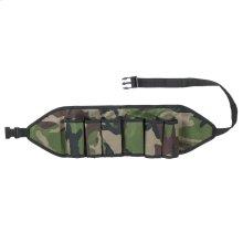 Camo Adjustable Six-Pack Belt