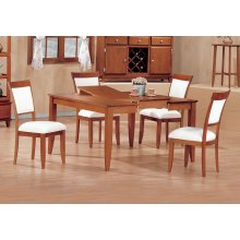 "DINING CHAIR - 2PCS / AMARETTO ""EURO"" STYLE"