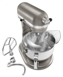 Pro 600 Series 6 Quart Bowl-Lift Stand Mixer - Cocoa Silver