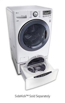 4.5 cu. ft. Ultra Large Capacity Turbowash Washer
