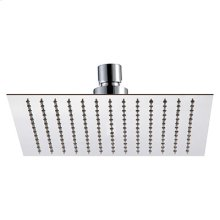 "Mountain Re-Vive - 12"" Square Rain Head - Brushed Nickel"
