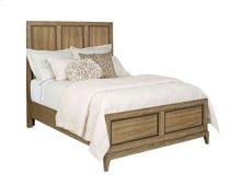 Panel Queen Bed - Complete