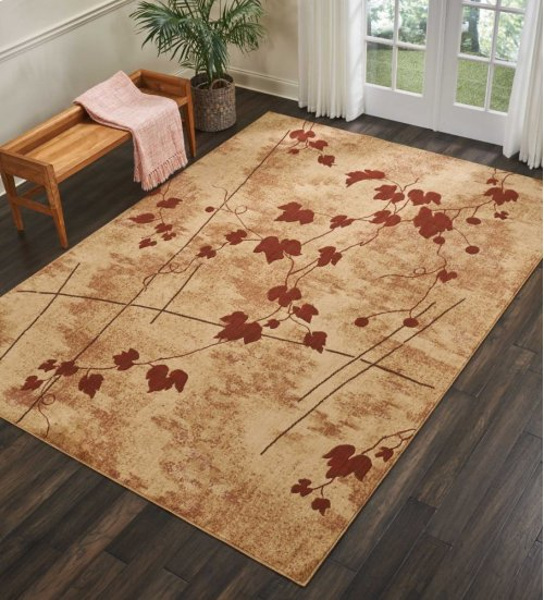 Somerset St70 Latte Rectangle Rug 7'9'' X 10'10''