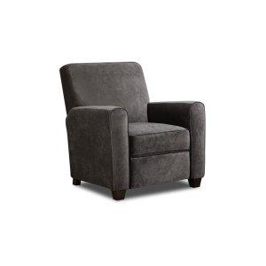 American Furniture Manufacturing2460 - Elizabeth Charcoal Recliner