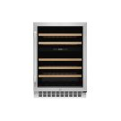 "Heritage 24"" Wine Cellar - Single Zone with Left Door Hinge Product Image"