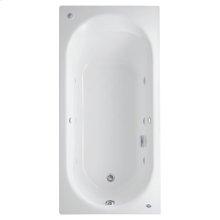 Stratford 66x32 inch Bathtub  American Standard - White