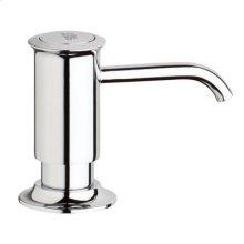 Starlight® Chrome Authentic Soap/lotion Dispenser