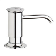 Starlight® Chrome Authentic Soap/lotion Dispenser