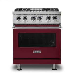 "Viking30"" Dual Fuel Range, Natural Gas"