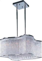 Swizzle 20-Light Pendant