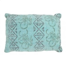 Pillow 60x40 cm EPHESUS light turquoise
