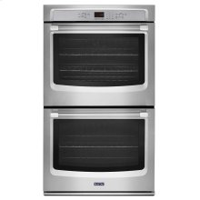 27-inch Wide Double Wall Oven with Convection - 8.6 cu. ft.
