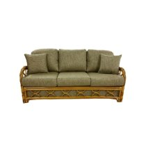 New Twist Sleeper with Upholstered Back