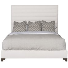 Kelsey King Platform Bed Tannery & Loom Program T592DKPF
