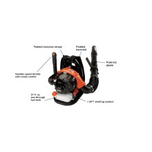 ECHO PB-265L Low Noise Backpack Leaf Blower