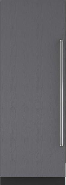 "30"" Integrated Column Refrigerator with Internal Dispenser - Panel Ready"