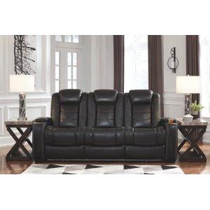 Ashley FurnitureSIGNATURE DESIGN BY ASHLEYPWR REC Sofa with ADJ Headrest