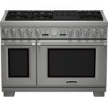 Thermador48-Inch Pro Grand Commercial Depth Dual Fuel Range PRD486NLGU