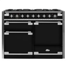 Gloss Black Aga Elise Dual Fuel Range Ranges