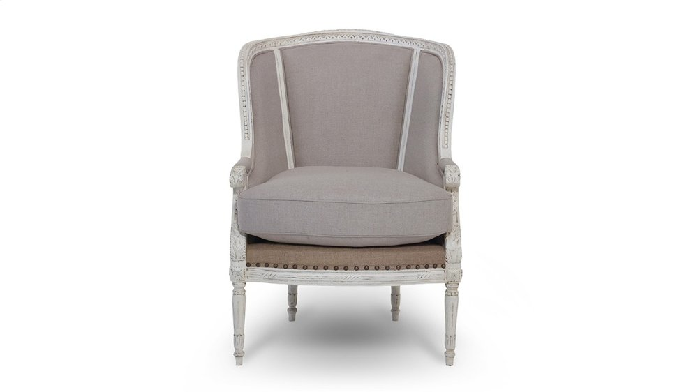 French Wing Chair   FOR LN126 LN33 LDT