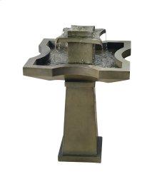 Corriama - Outdoor Floor Fountain
