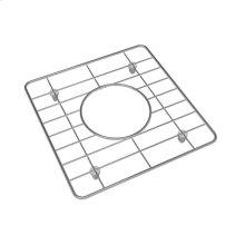 "Crosstown Stainless Steel 9-1/2"" x 9-3/4"" x 11/16"" Bottom Grid"