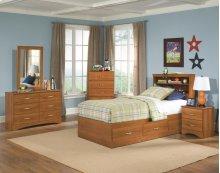3 Drawer Mates Bed