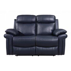 Leather Italia UsaE2117 Joplin Pwr R Love 1041lv Blue