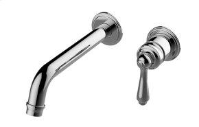 Camden Wall-Mounted Lavatory Faucet w/Single Handle