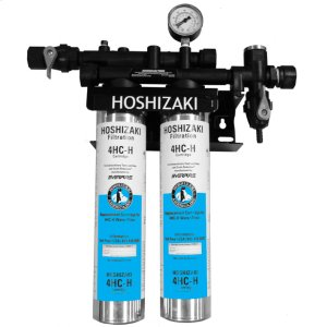 HoshizakiTwin Water Filter System With Manifold & Cartridge