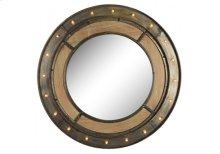 Studded Circle Mirror