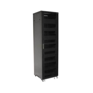 "SANUS85"" Tall AV Rack 44U Component rack for home theater equipment"