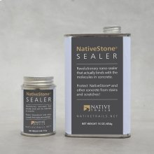 NativeStone® Sealer