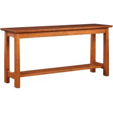 Cherry Highlands Console Table