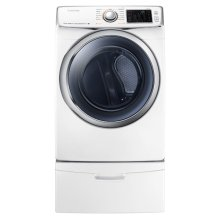 DV6300 7.5 cu. ft. Gas Dryer (White)