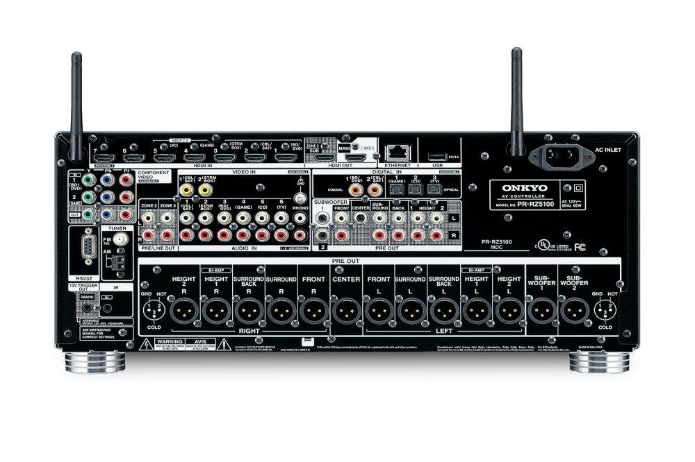 PRRZ5100ONKYO 11 2-Ch Network A/V Controller - Shuee's Great