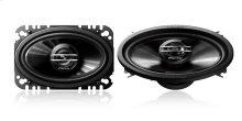 102 x 152mm 2-Way Coaxial Speaker 200W Max. / 30W Nom.