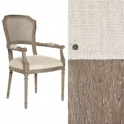Chelsea Cane Back Arm Chair