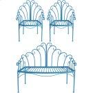 S/3 Kid's Sofa&Chairs Product Image