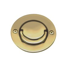 Roman Tub Drain - Antique Brass