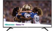 "43"" class R6 series - 2018 Hisense Roku TV 43"" class (42.5"" diag.) R6E 4K UHD TV with HDR Product Image"