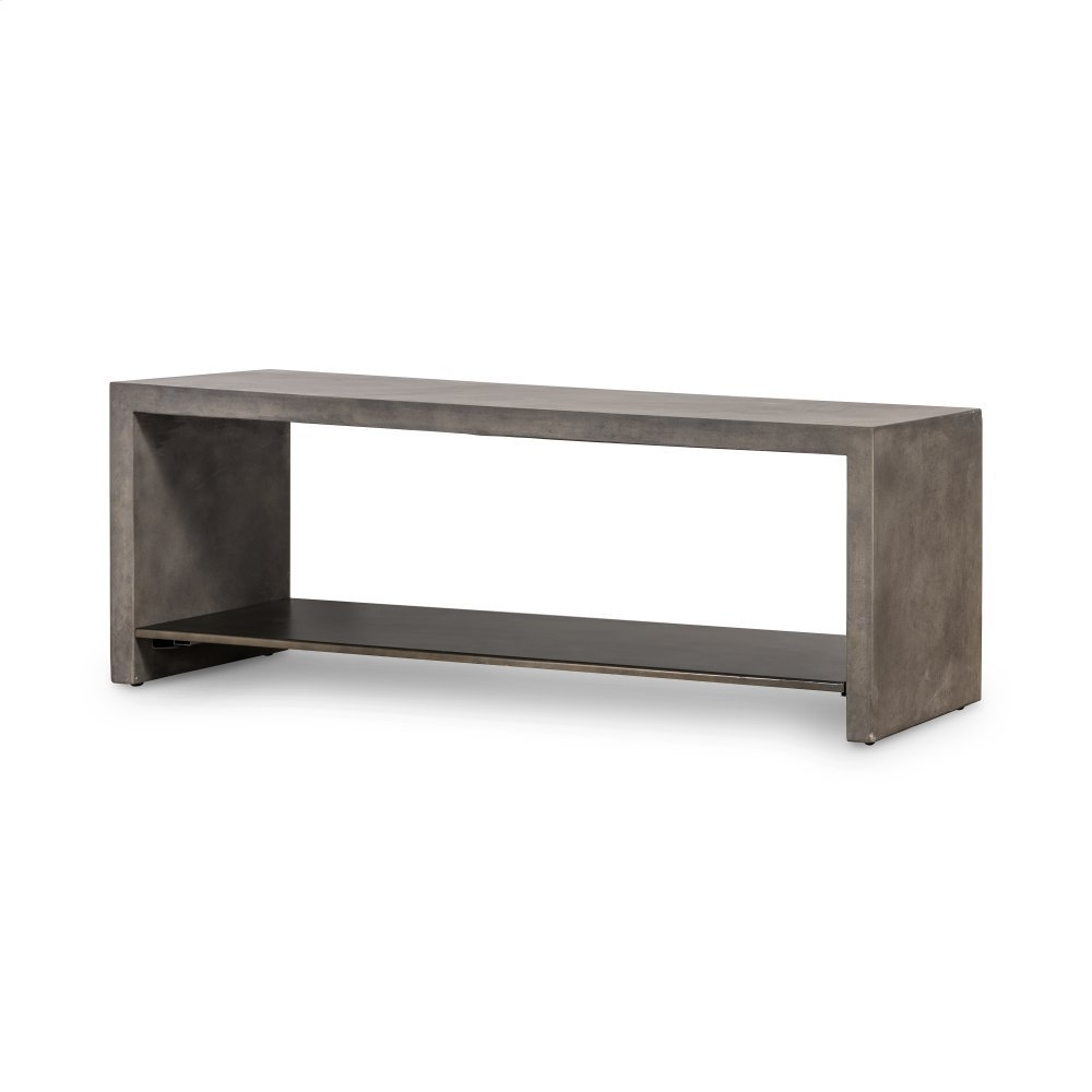 Hugo Bench-dark Grey