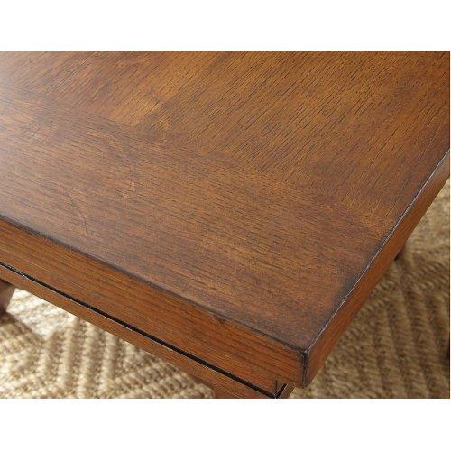 "Kayan Counter Table Base, 36""H w/Storage"