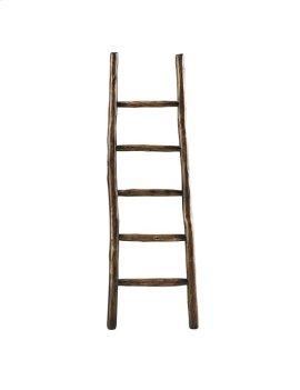 Blanket Ladder - French Roast Finish